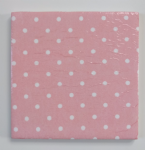 Ceramic Wall Tiles Made With Cath Kidston Mini Pink Spot
